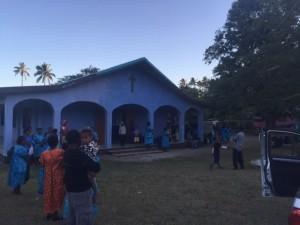 Mangaliliu Village