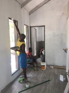 Bungalow-bathroom-build